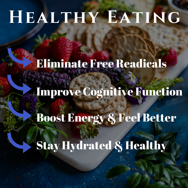 recovery benefits to eating healthy